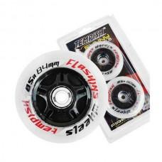 Колеса для роликов FLASHING 76x24 85A