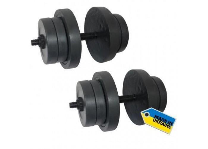Гантель наборная Newt Rock 25 кг