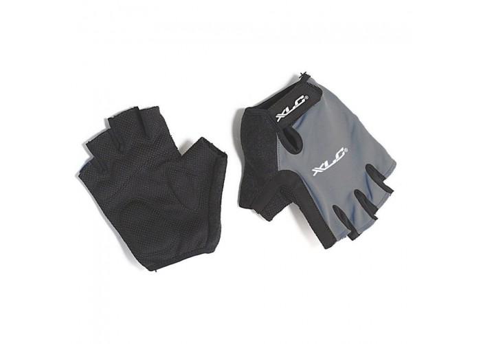 Перчатки велосипедные Apollo XLC, черно-серые, размер M