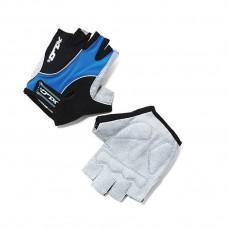 Перчатки Atlantis XLC, сине -серо -черные, S