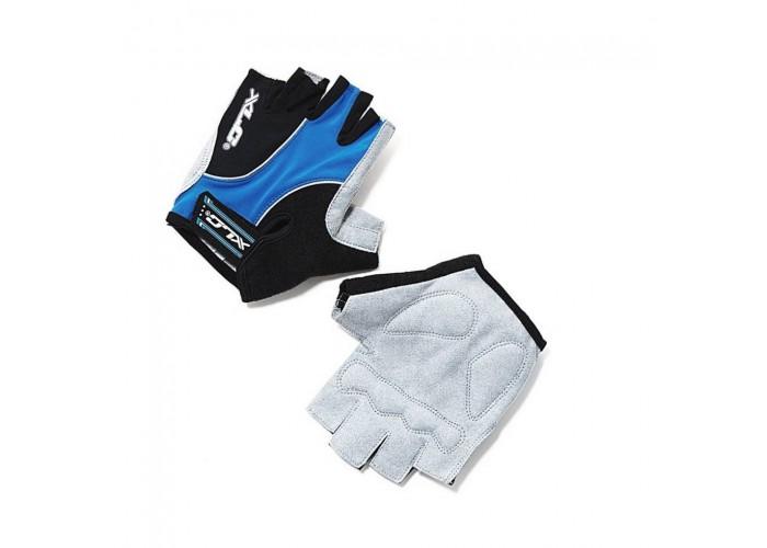 Перчатки Atlantis XLC, сине -серо -черные, L