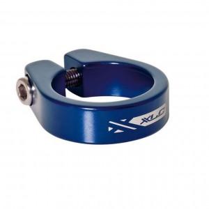 Зажим для подседельной трубы PC-B05, Ø 31,8 мм. синий