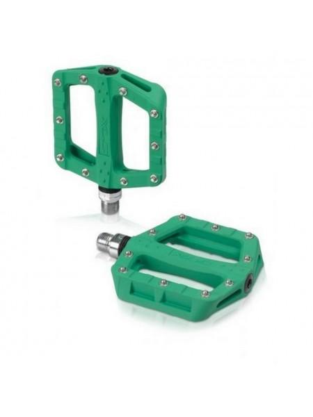 Педали PD-M19, XLC, зеленые