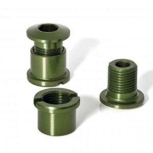 Бонки в шатуны, 5 шт, зеленые