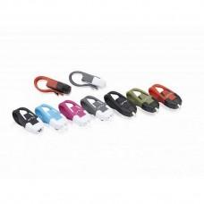 Комплект мини мигалок XLC CL-S10 'Colours' розовые
