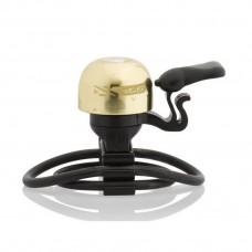 Звонок велосипедный XLC DD-M10 'Messing', золотой