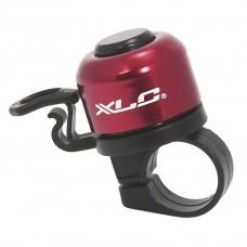 Звонок велосипедный XLC DD-M06, красный