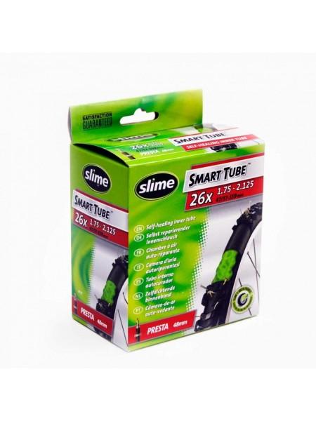 Антипрокольная камера с жидкостью 26 x 1.75 - 2.2 PRESTA, Slime