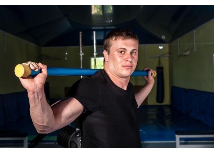 Палка гимнастическая (Боди бар) Onhillsport 2 кг