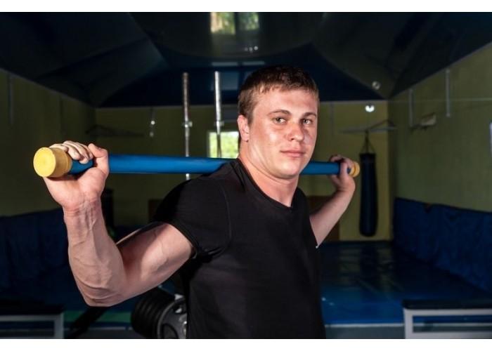 Палка гимнастическая ( Боди бар) Onhillsport  3 кг