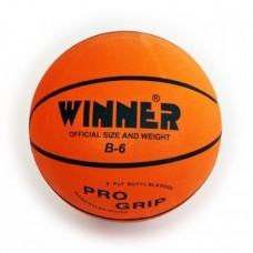 Мяч б/б Winner ORANGE №6