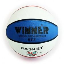 Мяч б/б Winner TRICOLOR №5