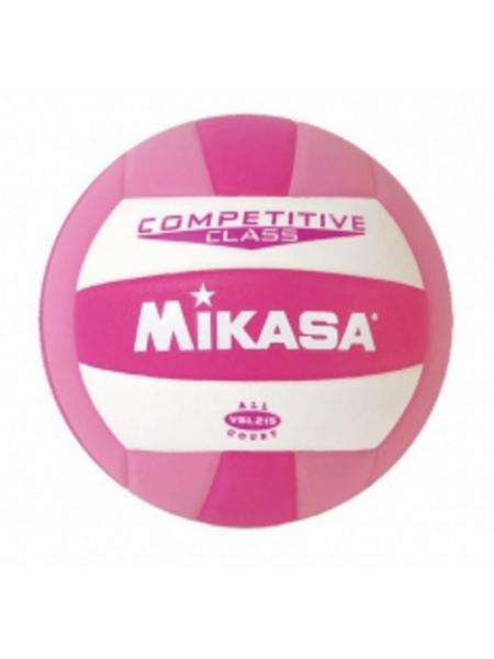 Мяч в/б Mikasa VSL 215 синт/шк. pink